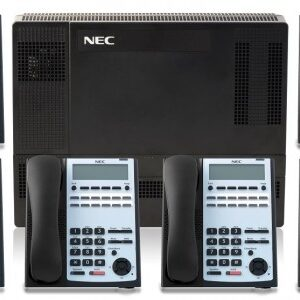1100005 SL1100 Digital Quick Start Kit With 12 Button Telephones Sm 400×300