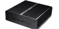 Intel NUC Computer Case Chasis Sin Ventilador Zero Noise Montaje VESA DCP847SK D33217GKE Copy