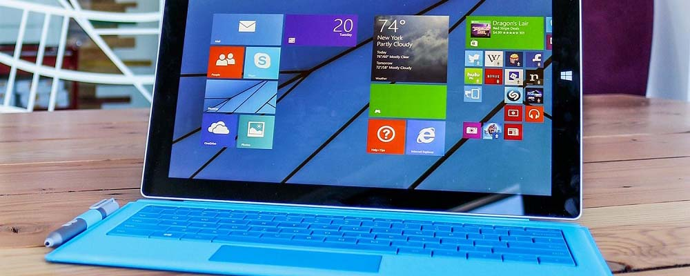 Microsoft Surface Pro 3 Hands On