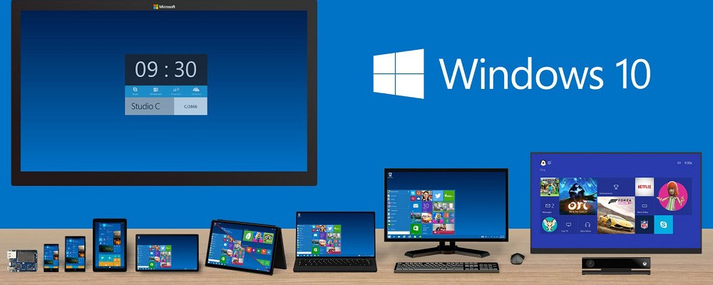 Windows Product Family Windows 10 One Platform
