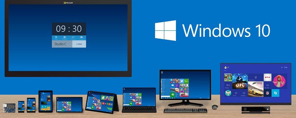 Windows Product Family Windows 10 One Platform