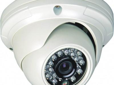 CCTV Dome Vandalproof IR Surveillance Camera TGL H753
