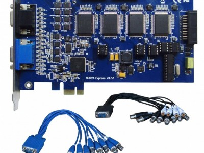 Placa Captura Geovision Gv800 V85 16 Cmeras 4 Audio 16046 MLB20113461820 062014 F 1024×954